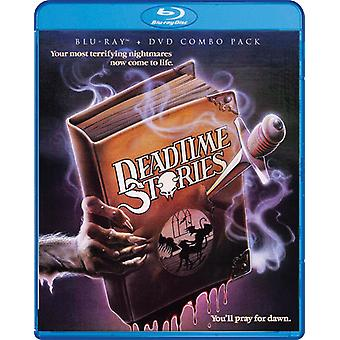 Deadtime Stories [Blu-ray] USA import