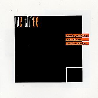 Gradischnig/エイブラムス/Salfellner - 3 【 CD 】 アメリカ輸入