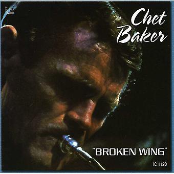 Chet Baker - brudt fløj [CD] USA import