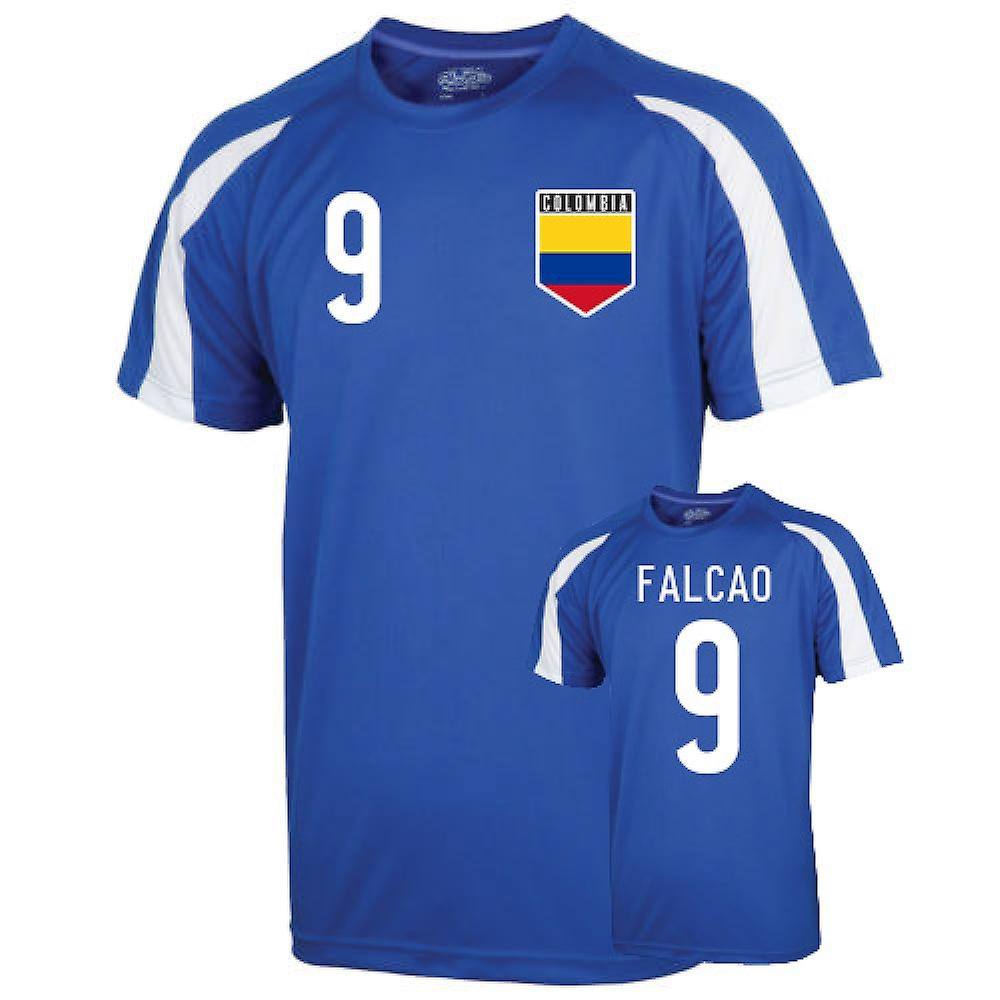 Colombia Sports Training Jersey (falcao 9)