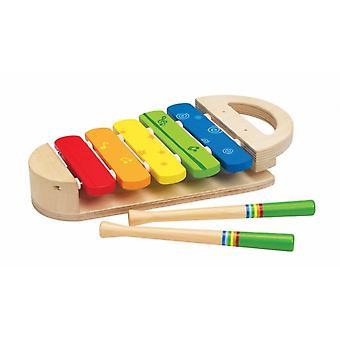 HAPE regnbue xylofon E0302