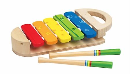HAPE - Rainbow xylofon E0302