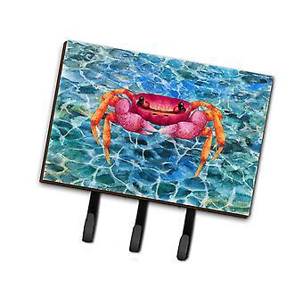 Carolines Schätze BB8526TH68 Krabbe Leine oder Schlüsselhalter
