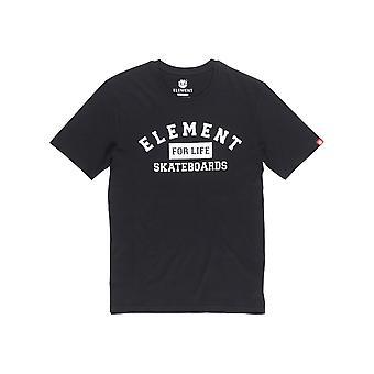 Elementet för livet kortärmad T-Shirt