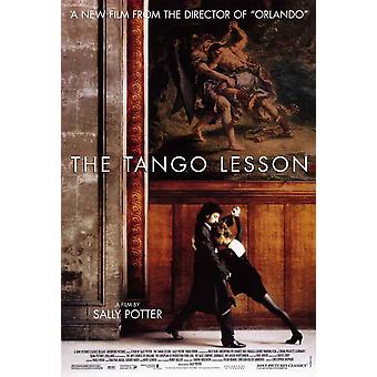The Tango Lesson Movie Poster (11 x 17)