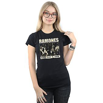 Ramones Women's CBGB 1978 T-Shirt