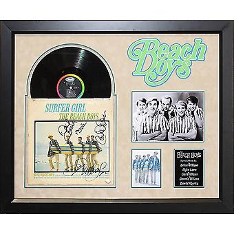 Beach Boys - Surfer Girl - Signed Album