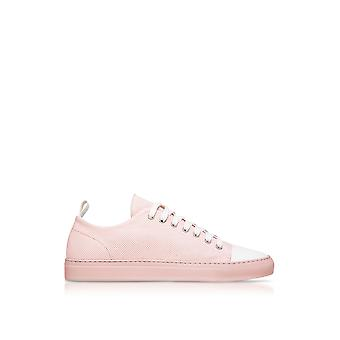 Ylati men's YL185PINK pink leather of sneakers