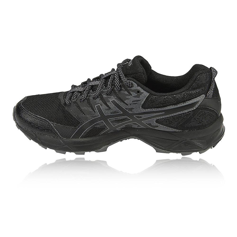 Detalles de Asics Mujer Gel sonoma 4 Gore tex Sendero Correr Zapatos Zapatillas Negro