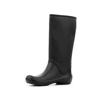 Crocs Rainfloe Tall Boot negro 203416001 universal mujeres zapatos
