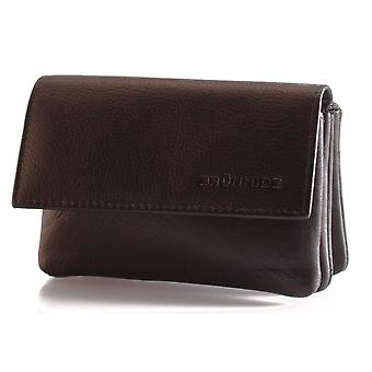 Brunhide Womens Genuine Leather Small Coin & Key Purse Real Ladies 206-300