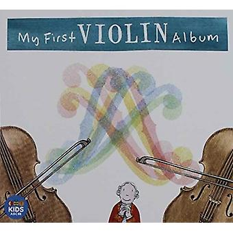 My First Violin Album by Various Artists