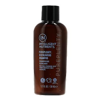 Intelligent Nutrients PurePlenty Exfoliating Shampoo 50ml
