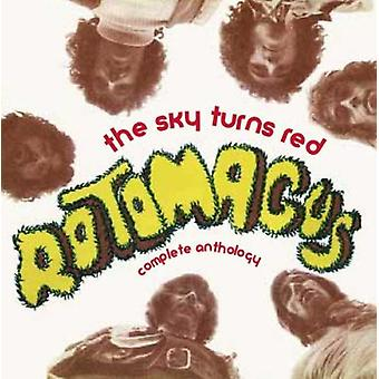 Rotomagus - Sky Turns Red: Complete Anthology [Vinyl] USA import