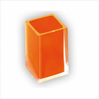 Regenbogen Tumbler orange