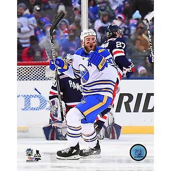 Ryan OReilly 2018 NHL Winter Classic Photo Print