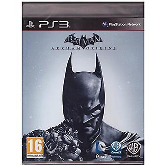 Batman Arkham Origins - zwart masker Deathstroke Knightfall Packs (PS3)