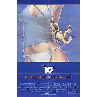10 Movie Poster (11 x 17)