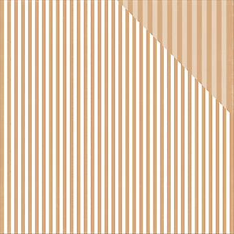 Fall Dots & Stripes Double-Sided Cardstock 12