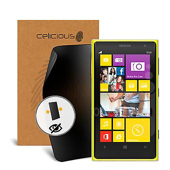 Celicious Privacy 2-Way Visual Black Out Screen Protector for Nokia Lumia 1020