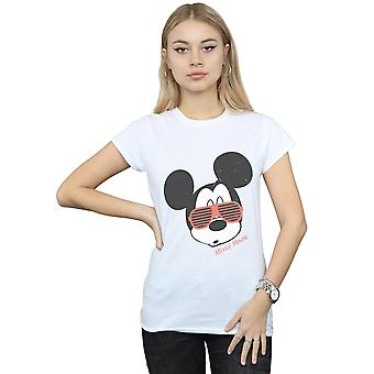 Disney Women's Mickey Mouse Sunglasses T-Shirt