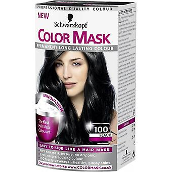 Schwarzkopf Color Mask - Black 100