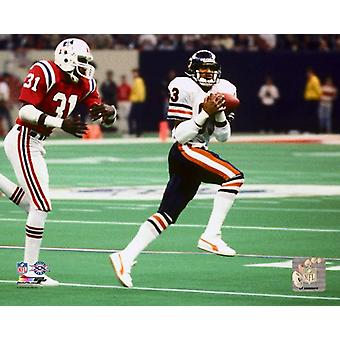 Willie Gault Super Bowl XX Photo Print