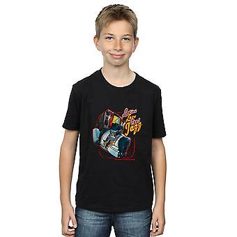 Poopsmoothie pojkar damer älskar Jazz T-Shirt