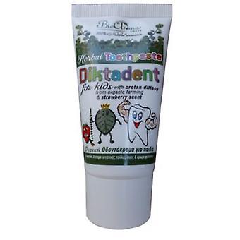Diktadent herbal toothpaste for children 50ml.