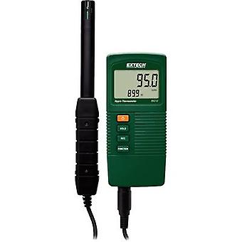 Extech RH210 Hygrometer 10 % RH 95 % RH Dew point/mould detector Calibrated to: Manufacturers standards (no certificate)