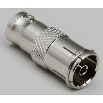 BNC adapter BNC socket-Coax socket BKL Electronic1 pc(s)
