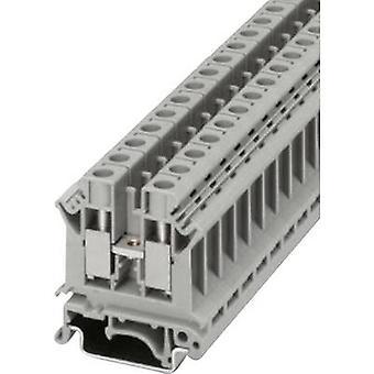Phoenix Contact 10 UK N 3005073 continuità il numero di pin: 2 0,5 mm ² 10 mm ² grigio 1/PC