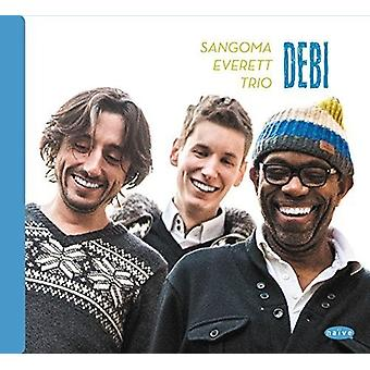 Sangoma Everett Trio - Debi [CD] USA import
