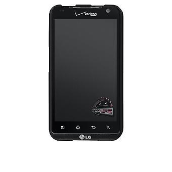 Case Mate Barely There Case for LG Revolution VS910 (Black) - CM015956-Z