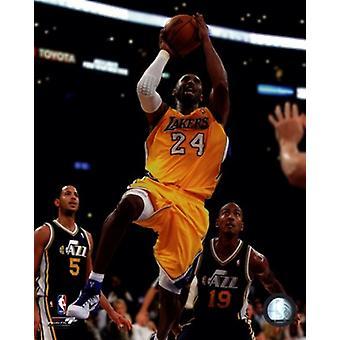 Kobe Bryant 2011-12 Action Sport foto (8 x 10)