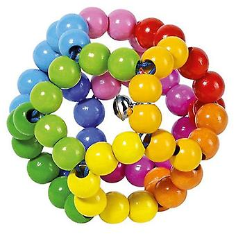 Heimess Touch Ring hochet élastique Rainbow Ball