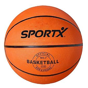 SportX Basketball oransje 580gr