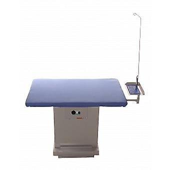 Rectangular Vacuum and Heated Ironing Table for Industrial Use