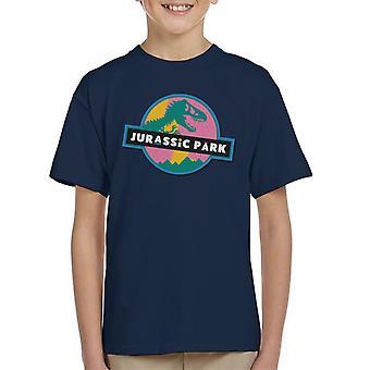 Jurassic Park 90s Kids t-skjorte