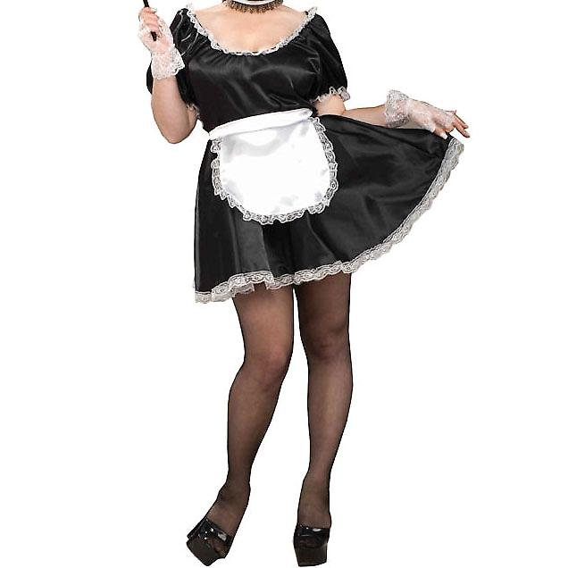 Waooh 69 - Sexy Maid Costume From Mayssa