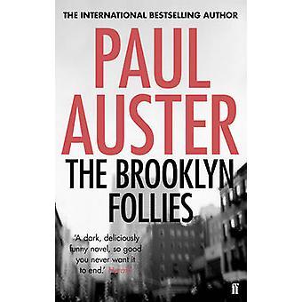 Brooklyn dårskaper (Main) av Paul Auster - 9780571276646 bok
