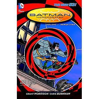 Batman - Band 1 - Dämon Star von Chris Burnham - Grant Mo aufgenommen