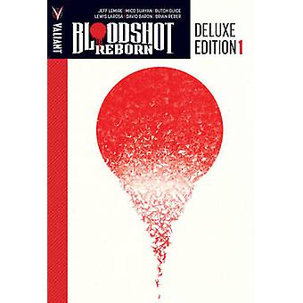 Bloodshot Reborn - Book 1 by Mico Suayan - Butch Guice - Juan Doe - Le