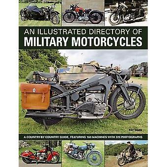 Een geïllustreerde gids van militaire motorfietsen - een land-door-countr