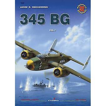 345 BG - v. 1 by Andre Z. Zbigniewski - 9788389088468 Book