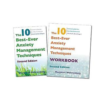 The 10 Best-Ever Anxiety Management Techniques - 2nd Edition Two-Book