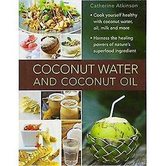 Kokosvatten och kokosolja