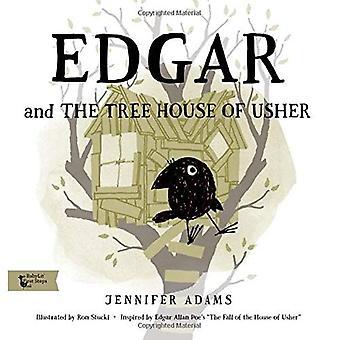 Edgar et la maison de l'arbre de Usher: une première Babylit étapes de livre d'images