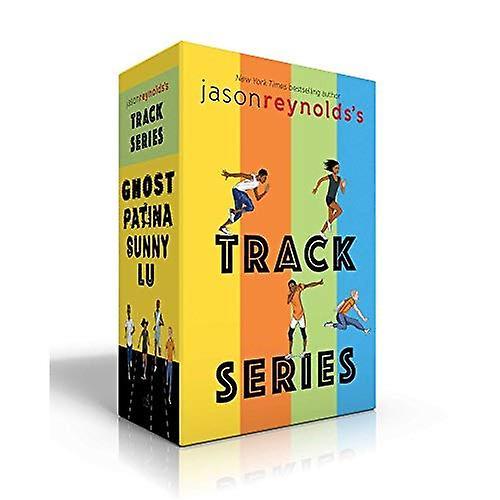 Jason Reynolds& 039;s Track Series  Ghost; Patina; Sunny; Lu (Track)