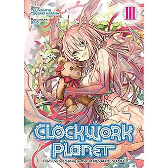 Clockwork Planet (Light Novel) Vol. 3 (Clockwork Planet (Light Novel))